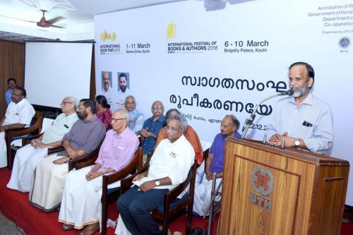 International Book Fair 2018, Kochi